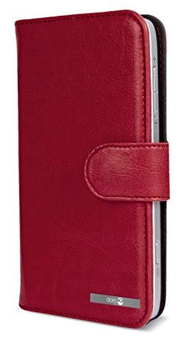 Doro Wallet Case (geeignet für Liberto 825) rot