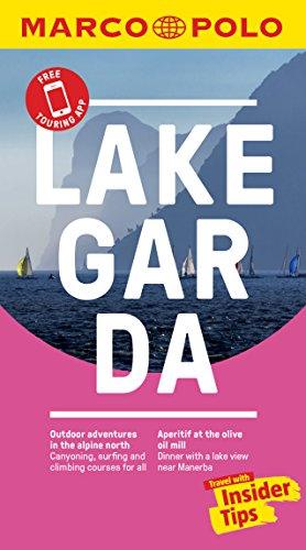 Lake Garda Marco Polo Pocket Travel Guide 2018 - with pull out map (Marco Polo Guides)