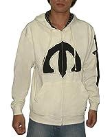 OAKLEY Herren Warm Surf & Skate Zip-Up Hoodie Sweatshirt Jacke