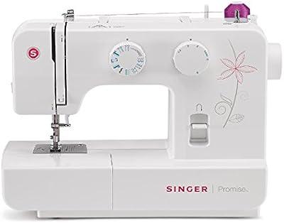 Singer 1412 - Máquina de coser, 12 puntadas, color blanco