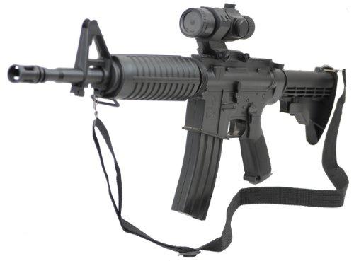 Crosman  Softair AEG Gewehr Pulse R73, Black, CR00079, max. 0,5 Joule