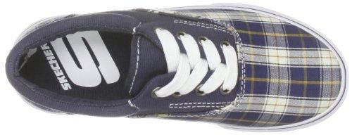 Skechers Tossers Skewed 90976L GYRD, Scarpe da ginnastica ragazzo (blu)