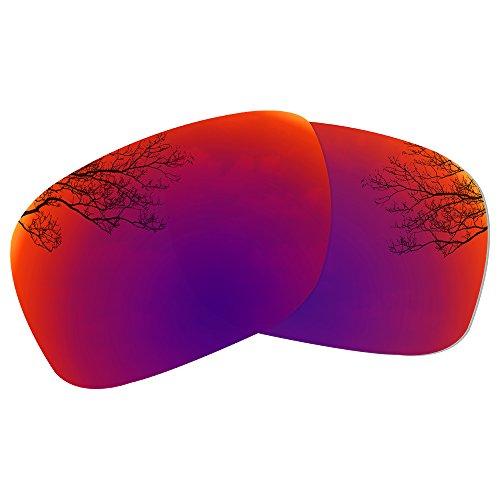 Dynamix polarisierte Ersatzgläser für Oakley Holbrook - Mehrfachoption (Mitternacht)