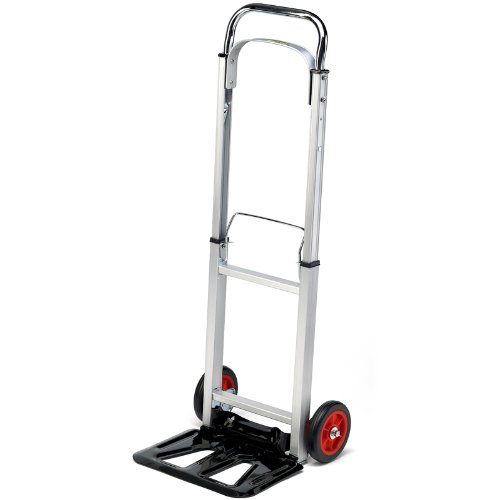 pro-bau-tec 10411 Aluminium Transport und Sackkarre