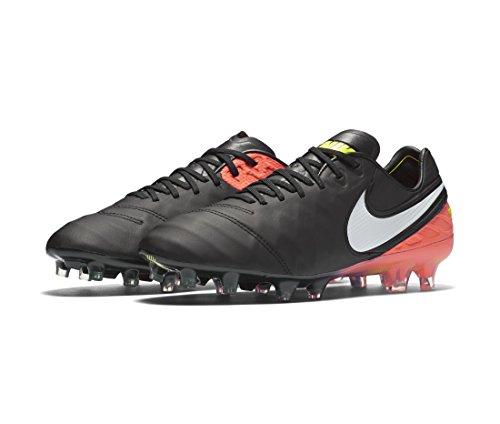 Nike 819177-018, Chaussures de Football Homme Noir