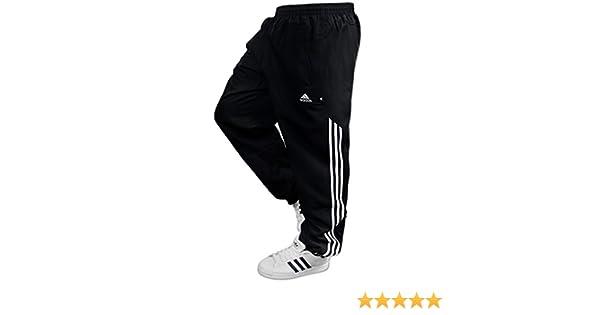 dp5 adidas 3s stinger pant jogginghose trainingshose sporthose schwarz