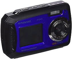 "Polaroid If045 - Compact 14mp Camera (2.8"", 4x Digital Zoom), Blue"