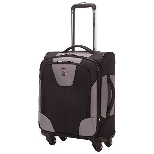 travelpro-20-inch-soft-side-4-wheeled-expandable-luggage-black