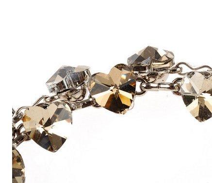 NeUe mode - Kristall mosaik - Metall - Gürtel Weiße Schwarze schmale Gürtel WEIBLICHE rock rock dekorative vetternwirtschaft
