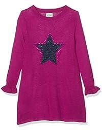 Uttam Boutique Girl's Star Intarsia Dress