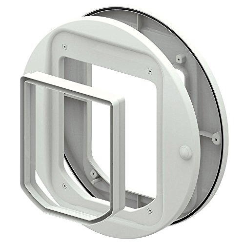 Cat Mate Cat Flap Adapter Kit for Walls and Glass Panels.