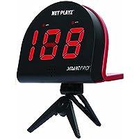 Net Playz Speed Radar Smart Pro Geschwindigkeitsmessgerät, Schwarz, M
