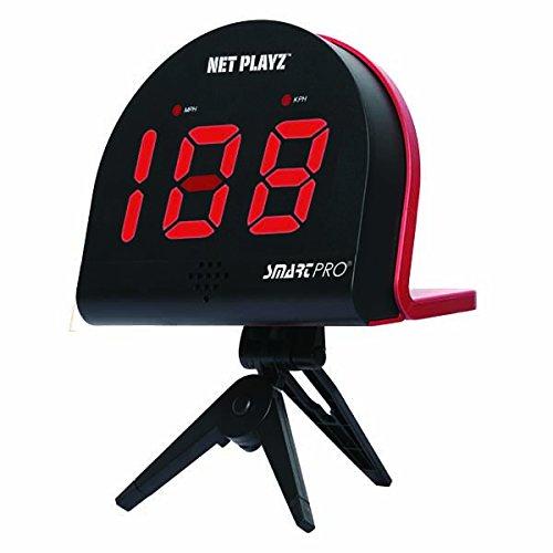 Net Playz Speed Radar Smart Pro Geschwindigkeitsmessgerät Schwarz M
