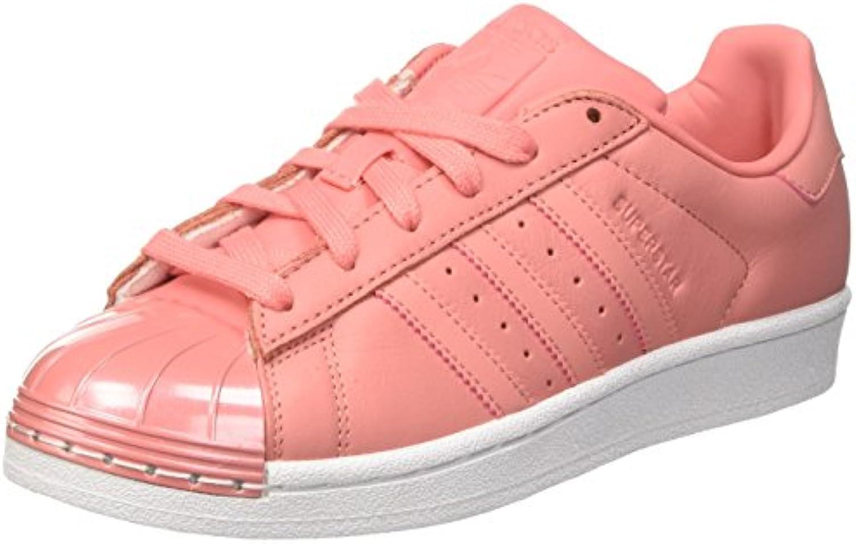 Adidas Superstar Metal Toe W, Zapatillas de Deporte para Mujer