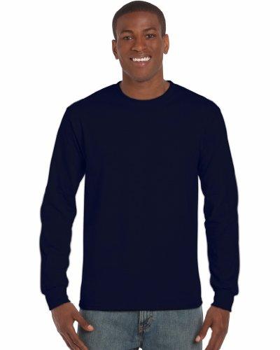 Preisvergleich Produktbild Ultra Cotton Classic Fit Adult T-Shirt - Farbe: Navy - Größe: XXL