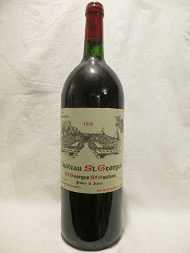 magnum 150cl saint-georges saint-émilion château saint-georges SCE petrus desbois rouge 1999 - bordeaux