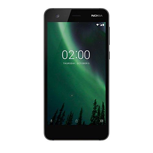 Nokia TA-1029 - Smartphone de 5' (Quad-Core 1.3 GHz, Memoria de 8 GB, MicroSD de hasta 128 GB, Cámara de 8 MP, Android...