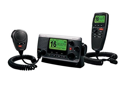 Garmin 010-00755-11 VHF 200i Seefunkgerät schwarz Marine-gps-tracking