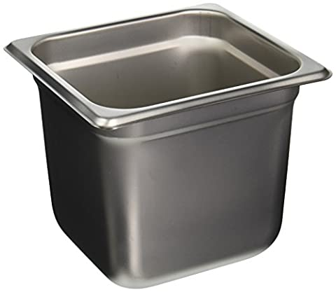 Winco SPJL-606 Steam Table Pan, 1/6 Size, 6