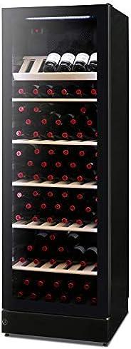 Vestfrost 197 Bottle Beverage/Wine Cooler, WFG185BLACK, 1 Year Warranty