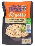 Uncle Ben's Risotto Hühnchen & Pilze 250g
