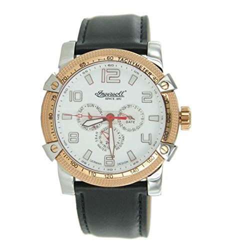 Ingersoll Mescalero IN1621WH Men's Automatic Wrist Watch Silicone Limited Edition