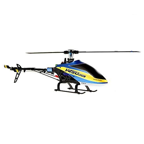 GoolRC Walkera V450D03 6ch 450 RC Hubschrauber FBL ohne Sender BNF (Walkera Hubschrauber, Hubschrauber Walkera - Helikopter 450 Fbl