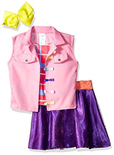 (Rubie's 640736L Jojo Siwa Musikvideo-Outfit Faschingskostüm für Mädchen, L)