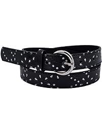 """Cinturón infantil """"Starlight"""" para niñas en jardín de infantes y primaria, caderas 47-62 cm"""