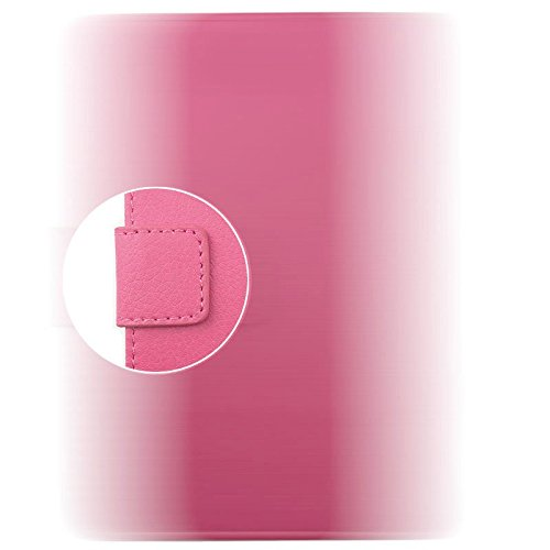 Locaa(TM) Pour Apple IPhone 5 IPhone5 5G 3D Bling Case Coque Étui Fait Cuir Qualité Housse Chocs Couverture Protection Cover Shell Etui For Phone Avec [Couleur 2] Doré papillon - Noir Panda 1 mignon 2 - Rose