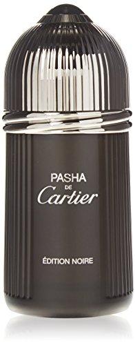 Cartier Pasha De Cartier Edition Noire Eau de Toilette, Donna, 50 ml