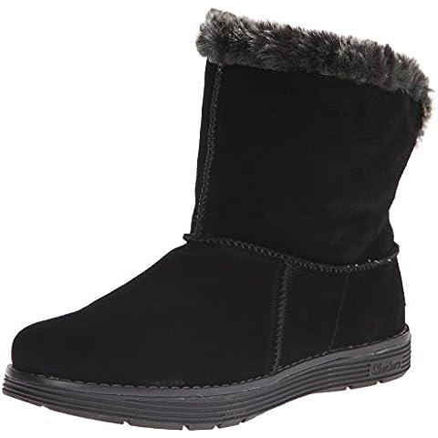 Skechers AdorbsPolar - zapato botín de piel mujer
