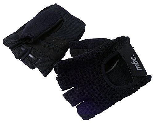 Fahrradhandschuhe ORINA Lex Uni Schwarz Größe XL