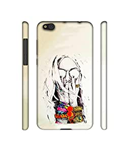 Casotec Fashion Pattern Design 3D Printed Hard Back Case Cover for Xiaomi Mi 5c