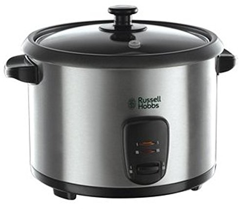 Russell Hobbs 19750-56 Cook@Home Reiskocher mit Warmhaltefunktion (700 Watt, 1,8 Liter)...