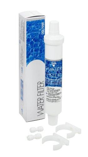 Filtro DD-7098 / 3019974100 - Filtro de agua externo para frigoríficos americanos AEG Elektrolux y Bauknecht