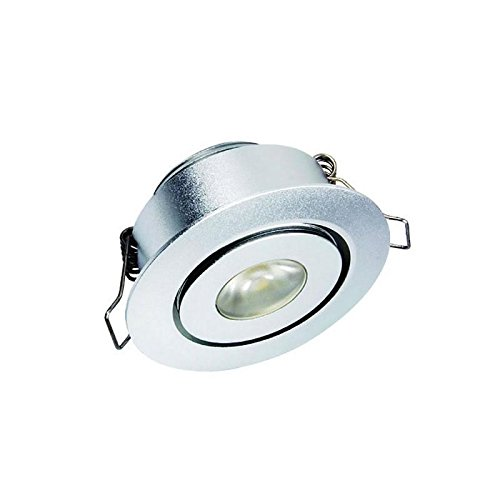 Downlight Led MORGON SLIM LED 3W, Blanco frío