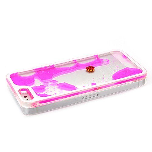 Bumper APPLE IPHONE 5S / IPHONE SE [Le Bumper Colors Premium] [Rosa] von Muzzano + UltraClear Pack 3 Display Schutzfolie Transparent mit Stylus/Reinigungstuch für - Das ULTIMATIVE, ELEGANTE UND LANGLE Pink