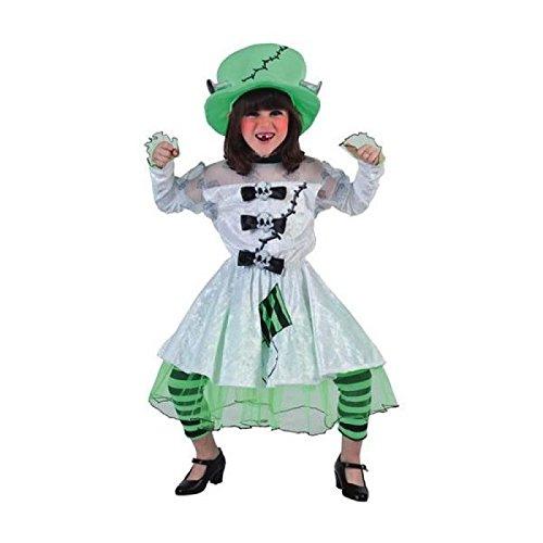 Fyasa 705944-t02Frankenstein-Braut Kostüm, Mittel (Frankenstein Anzug)