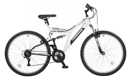 Townsend Mohawk - Bicicleta de doble suspensión