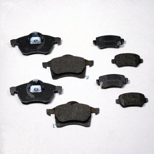 Bremsbeläge/Bremsklötze/Bremsen vorne + hinten