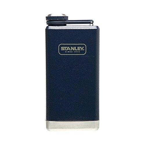 Stanley großer Flachmann, 0.23 L, hammertone navy