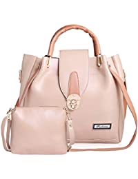 Generic Women's PU Classic Hand Bag White