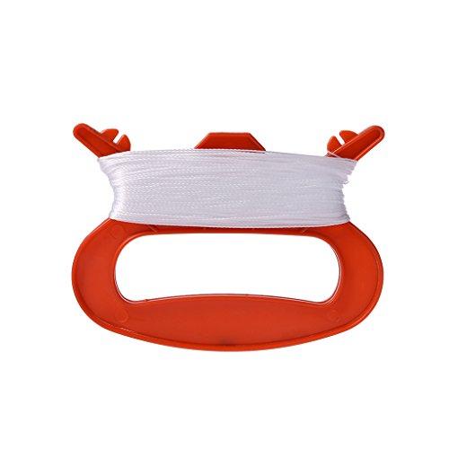 Drachenschnur in D-Form für Drachen und Drachen