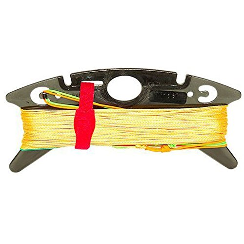 elliot 1012480 Dyneema-Winderset, Powerline Yellow 140 daN, 2 x 30 m