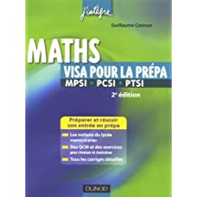 Visa pour la prépa Maths MPSI-PCSI-PTSI