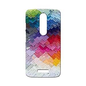 BLUEDIO Designer Printed Back case cover for Motorola Moto X3 (3rd Generation) - G6015