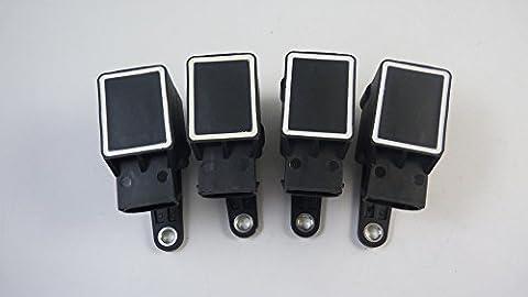NEW 4x Suspension phare Lampe frontale Capteur Hauteur Niveau 0105427717pour Mercedes Benz Classe A Classe B Classe C 1997–2004