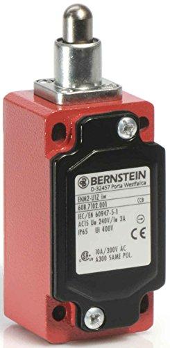 Unbekannt Bernstein Endschalter aus Metall ENM2-U1Z IW Einzelpositionsschalter 4024337043963 - Metall-endschalter