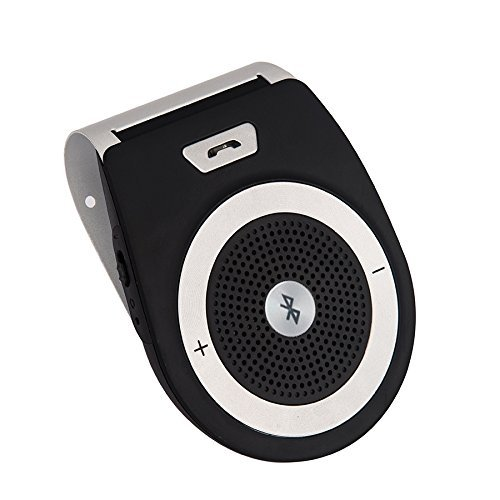 Wireless Bluetooth Car Kit 4.1 Altavoz Para Automóviles De Coches de Sun...